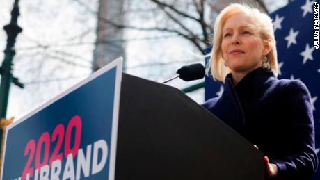 Jillibrand sees Trump as