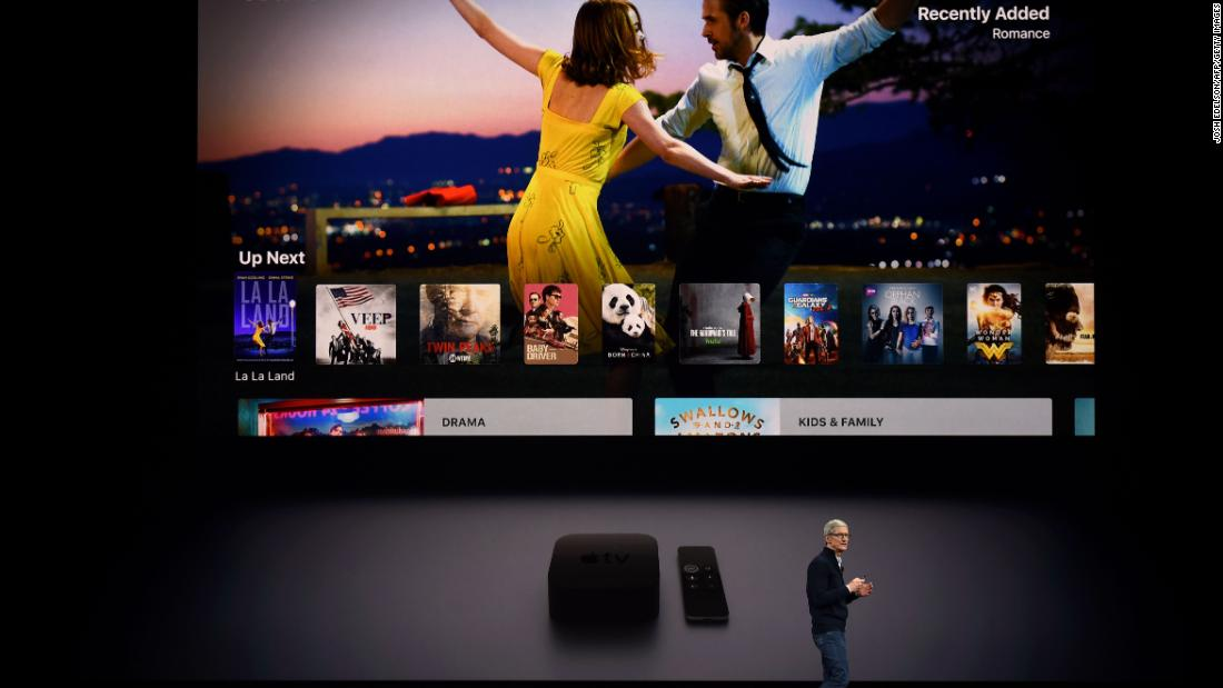 It's showtime for Apple