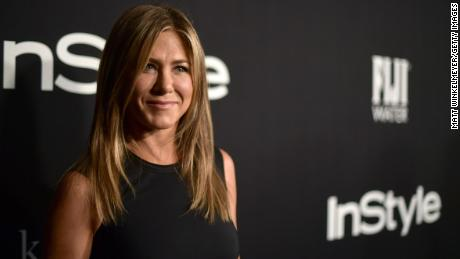Jennifer Aniston opens up about her 'silver fox' co-star