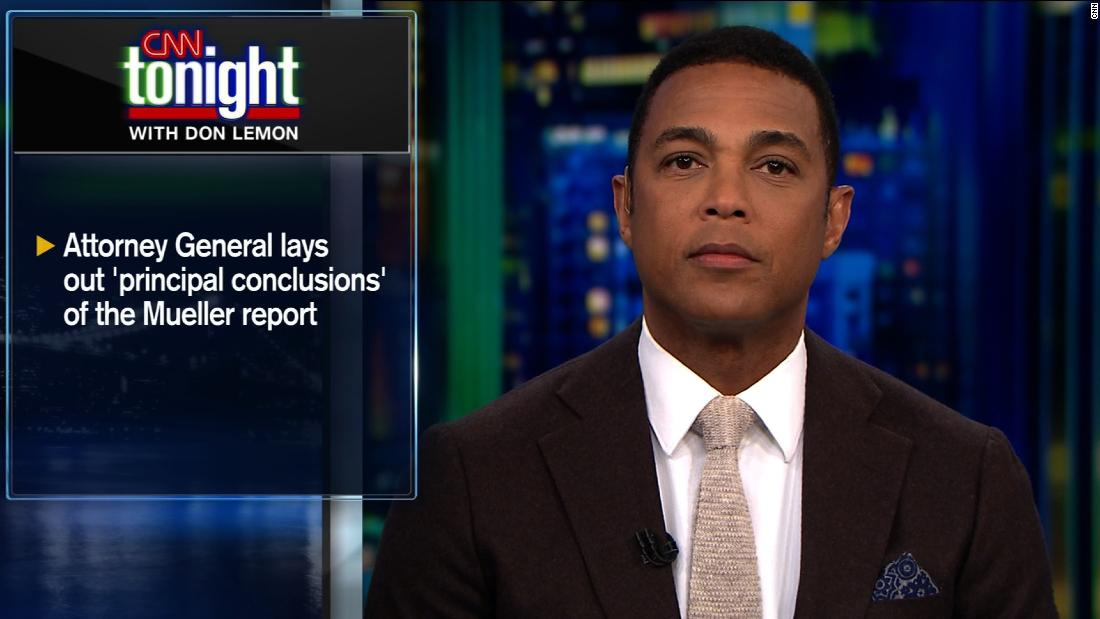 Don Lemon: This is the biggest unanswered question