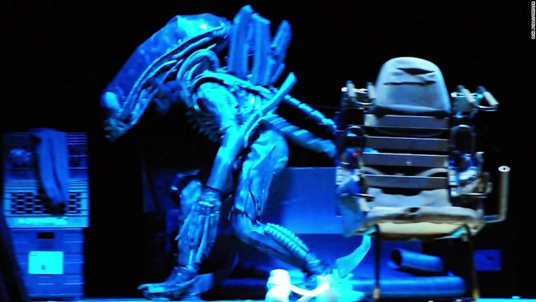 A high school's 'Alien' play is the talk of Hollywood