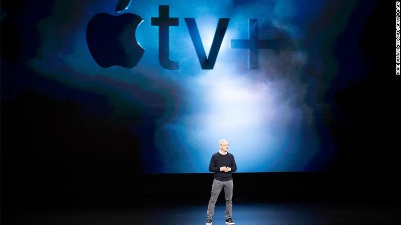 Apple TV+ gets star-studded intro