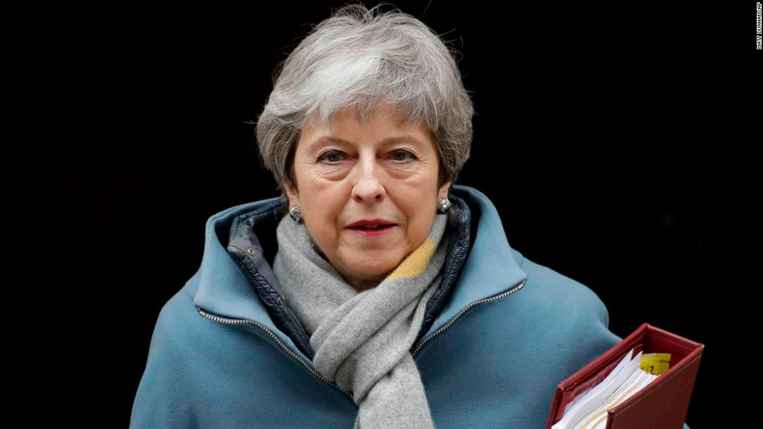 Brexit deadlock as MPs take control of process from Theresa May: Live updates - CNN