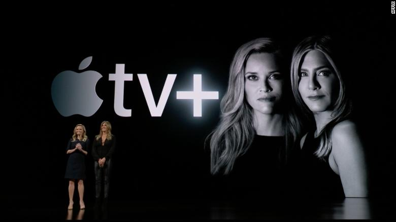 Apple TV+ = Hollywood A-list of streaming options