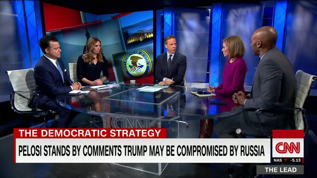 Panelist: Dems are trying to walk a fine line with Mueller report
