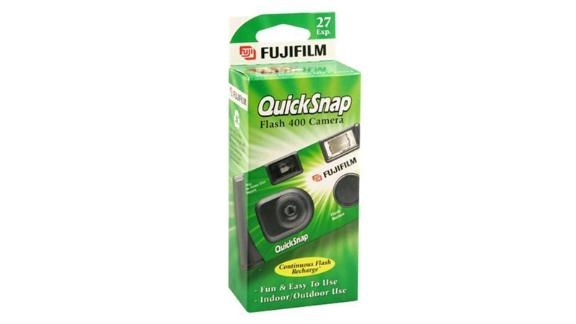 """<strong>An old-school way to snap special moments</strong> Fujifilm QuickSnap Flash 400 Disposable 35mm Camera Pack of 2 ($13; <a href=""""https://amzn.to/2FnzdZj"""" target=""""_blank"""" target=""""_blank"""">amazon.com</a>)"""
