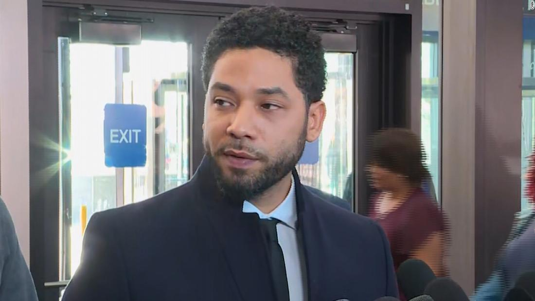 Jussie Smollett: I've been truthful since day one