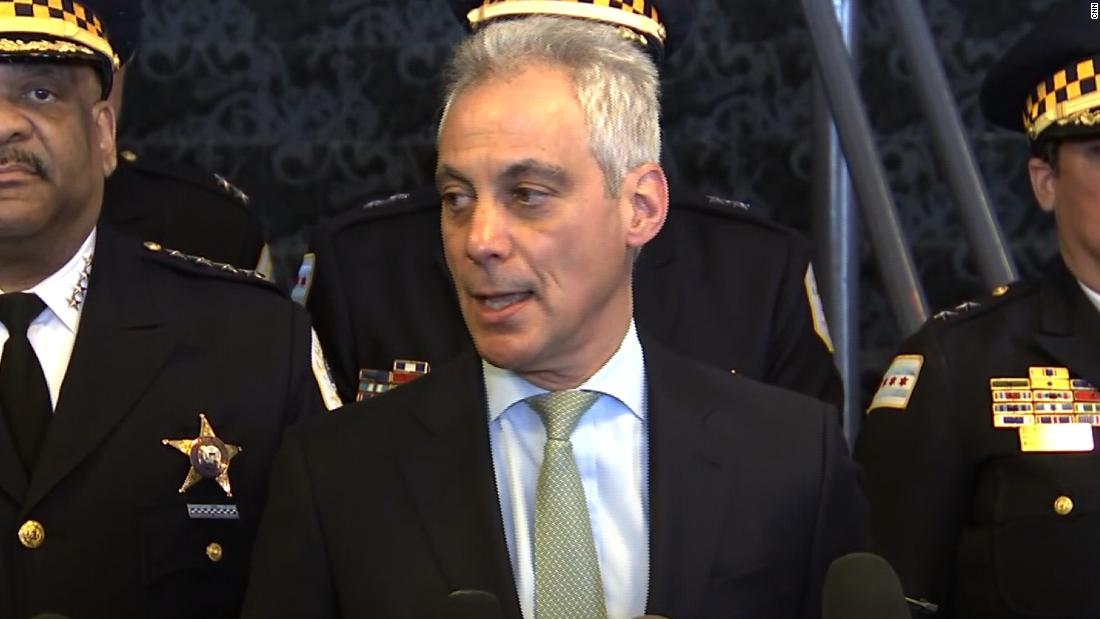 Rahm Emanuel accuses Trump of creating 'hate-filled environment' that led  to Jussie Smollett's 'hoax' - CNNPolitics