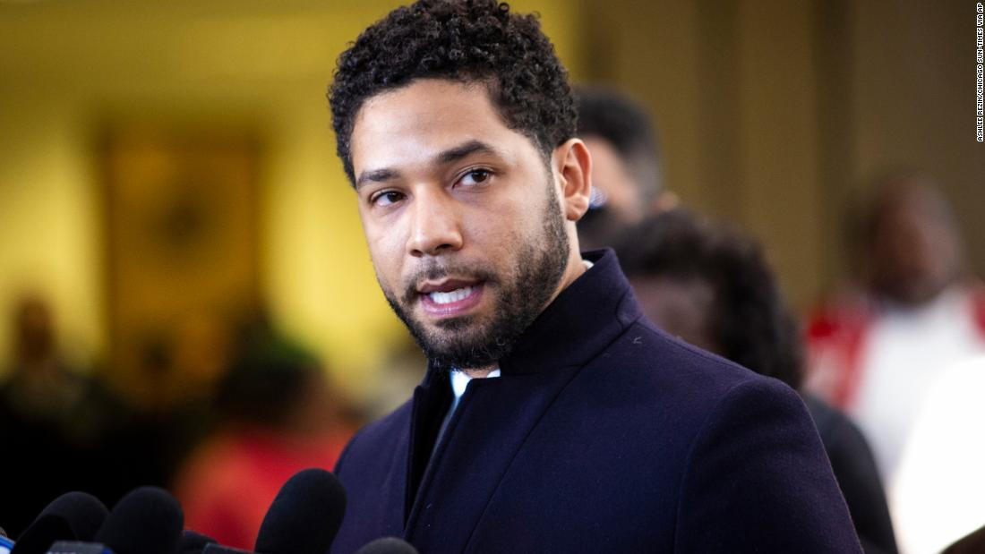 Why did prosecutors drop all charges against Jussie Smollett?