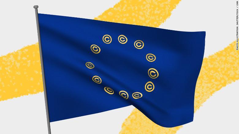 欧洲刚刚通过了大科技讨厌的全新版权规则