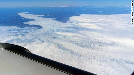 Greenland's most critical glacier is suddenly gaining ice, but that might not be a good thing