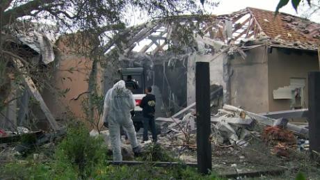 Israeli military: New airstrikes in Gaza