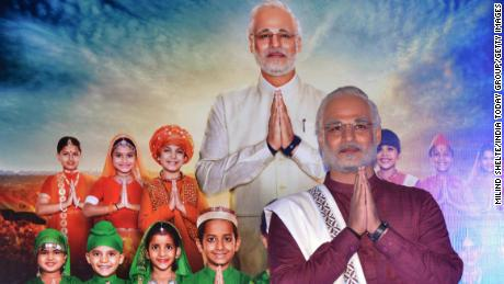 Narendra Modi biopic slammed as propaganda by opposition ahead of Indian election