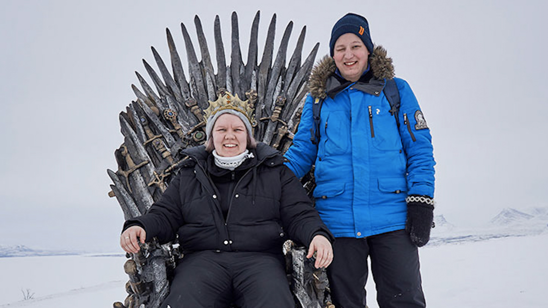 Game Of Thrones Fans Search World For Hidden Thrones Cnn Video