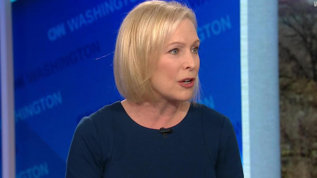 Gillibrand's Roe v. Wade litmus test: NY senator vows to only nominate judges who support abortion rights