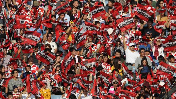Lastly, enjoy the rugby. The sport has 13 million fans in Japan, and applications for tickets and to volunteer at the event have been oversubscribed. Asia's first Rugby World Cup promises to be a good one.