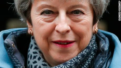 Theresa May seeks the fourth Brexit vote, reportedly