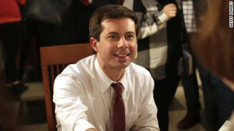 Pete Buttigieg's unlikely rise as a symbol of LGBT progress