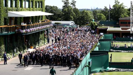 Covid-19: Wimbledon cancelled for the first time since World War ...
