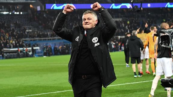On 28 March 2019, Manchester United appointed Solskjaer as its new permanent manager.