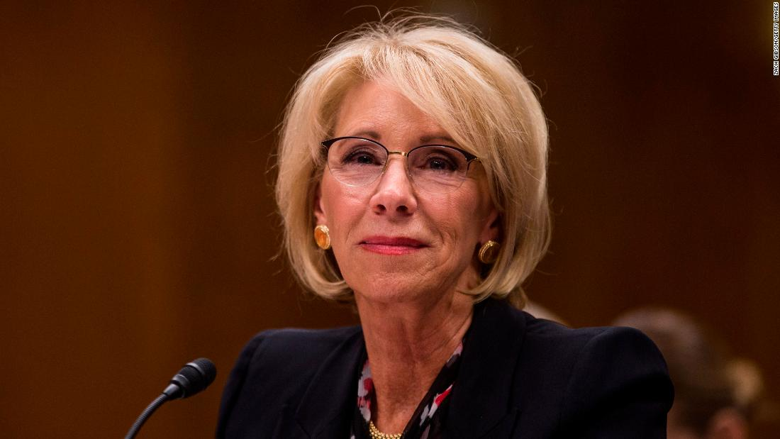 47 states urge Betsy DeVos to forgive disabled veterans' student loan debt