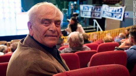 Naftali Cohen, 74, has voted for Netanyahu's Likud party all his life.