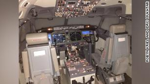 This is the flight simulator and manual used to train pilots of doomed Ethiopian Airlines flight