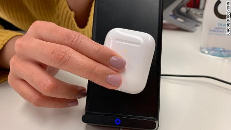 the latest b72ed 7167a Apple AirPods with Wireless Charging Case review: making the best ...