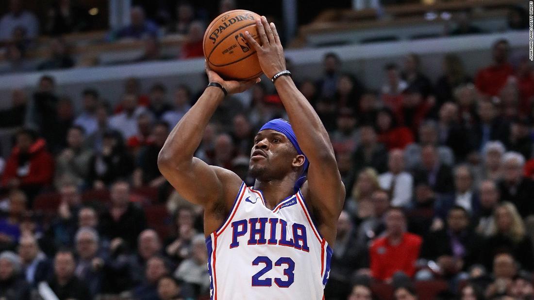 on sale 50df6 fc4f0 2019 NBA free agency: Jimmy Butler 76ers-Heat trade has ...