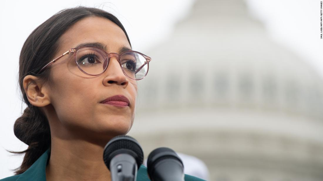 Rep. Alexandria Ocasio-Cortez's chief of staff is leaving her office
