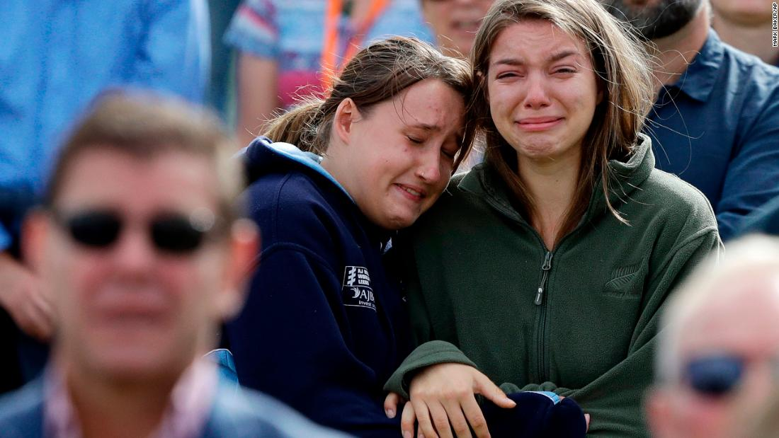 Australia passes law to stop spread of violent content online after Christchurch massacre