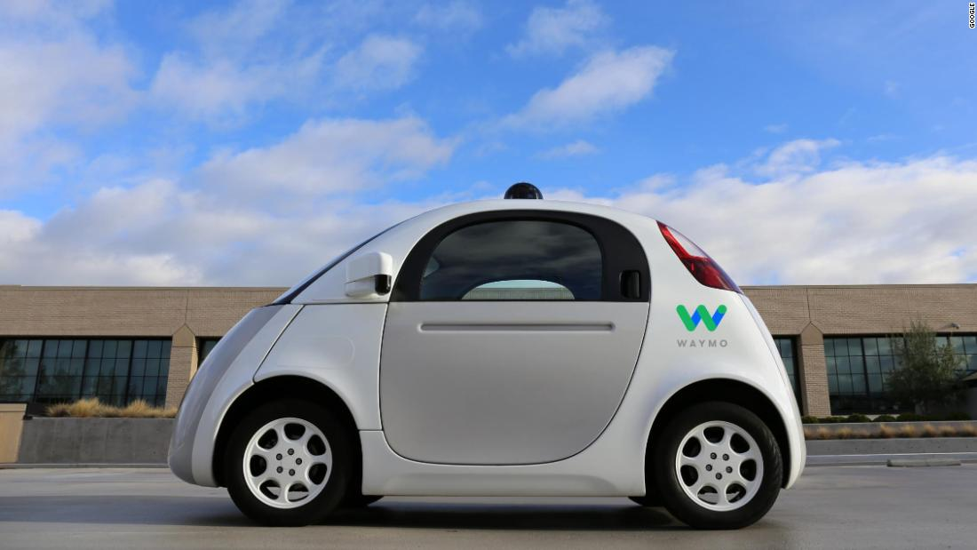 Waymo tested 50 of these self-driving prototype vehicles, dubbed Firefly, before shifting its focus to other models.