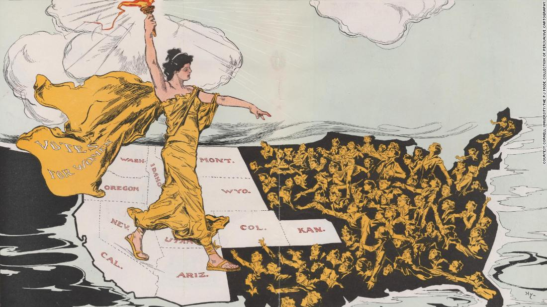Women got the vote 100 years ago. Now we have to get something else right