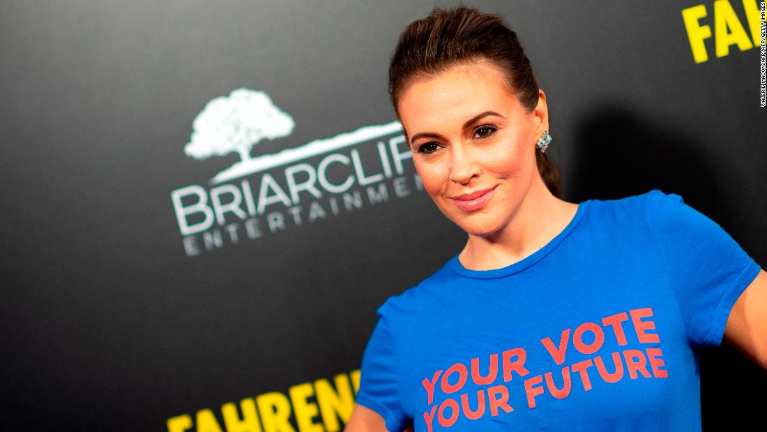 Alyssa Milano called for a sex strike to protest strict abortion laws. Women were not having it.