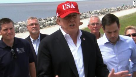 A trump that closes the border may have catastrophic problems One of the official p warnings