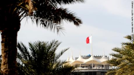 Rights groups urge F1 action on Bahraini activist