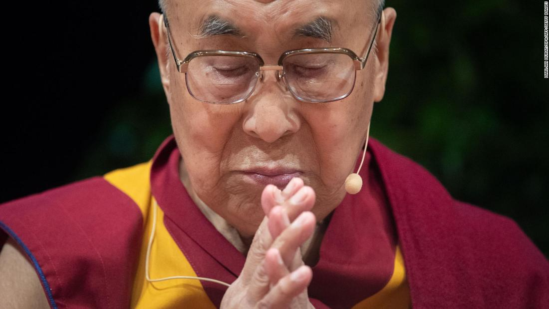 Dalai Lama's reincarnation must comply with China's laws, Communist Party says