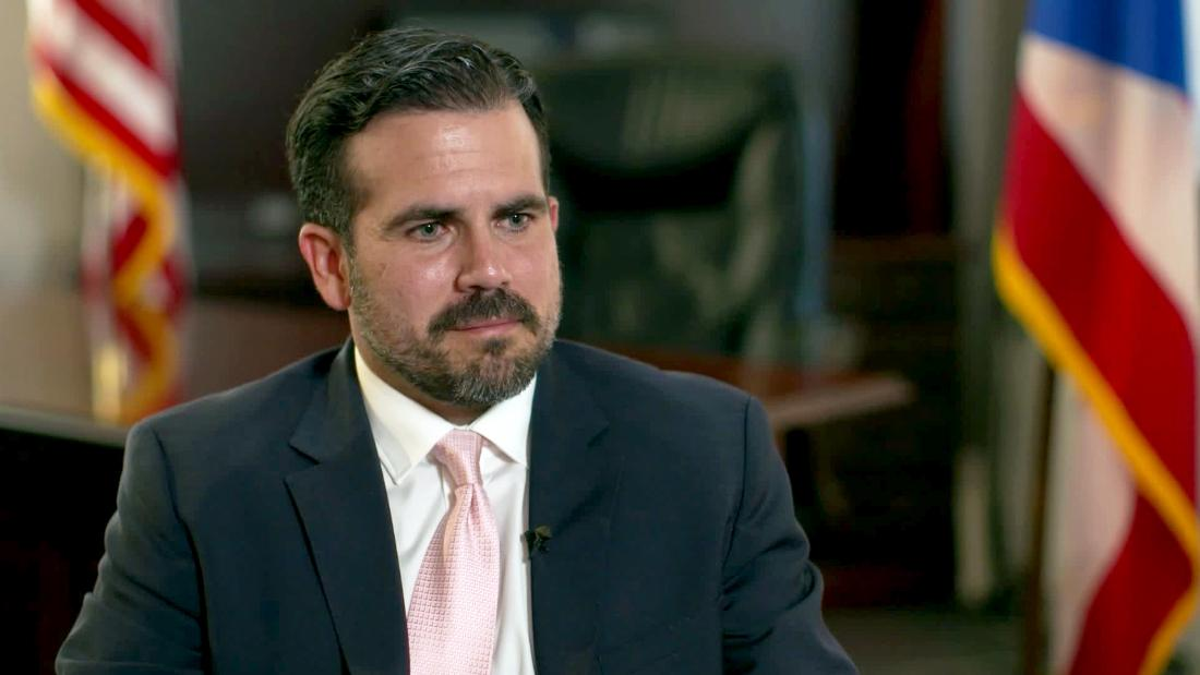 Puerto Rico governor to Trump: Come, see the pain