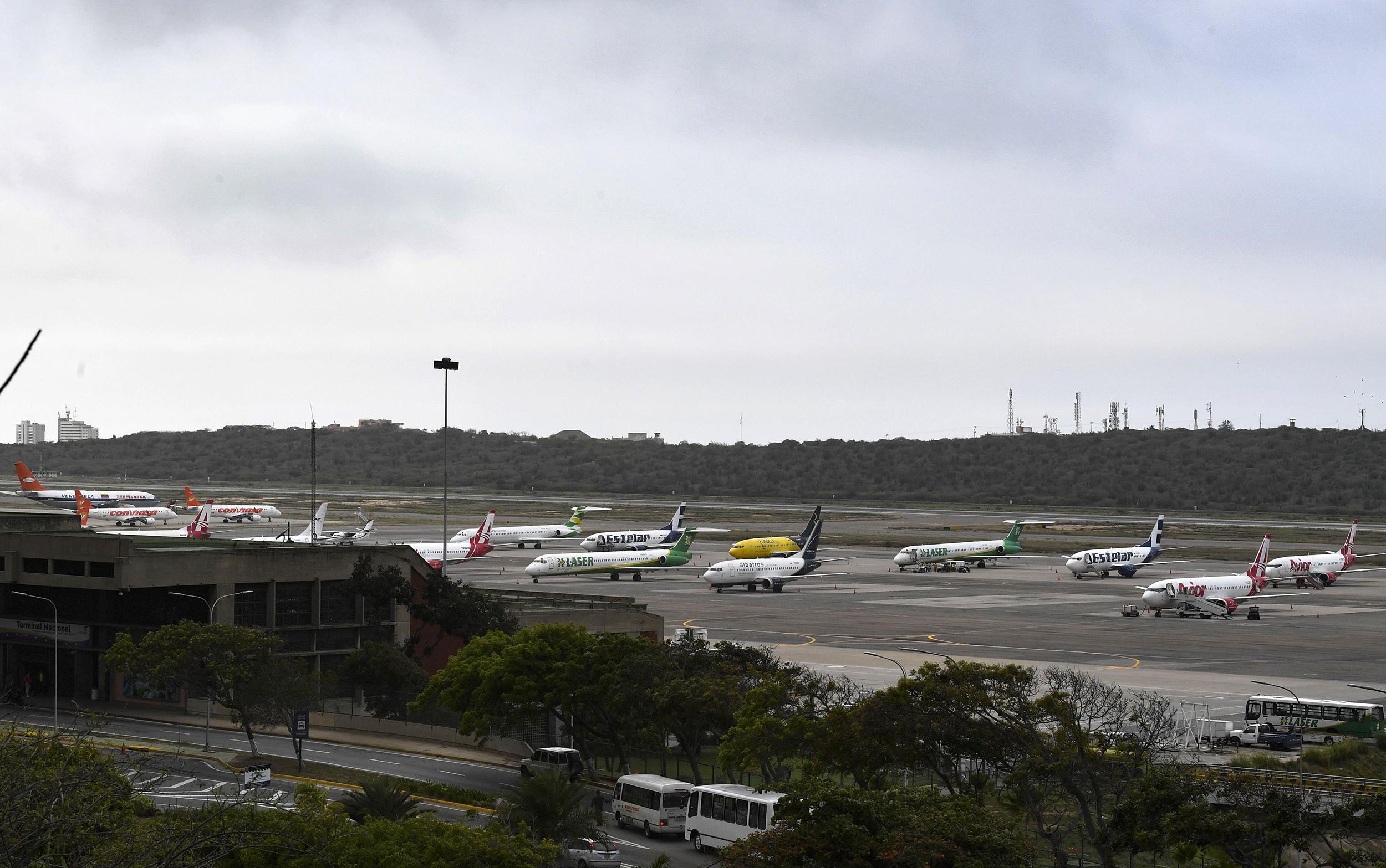 Resultado de imagen para aerolineas venezuela