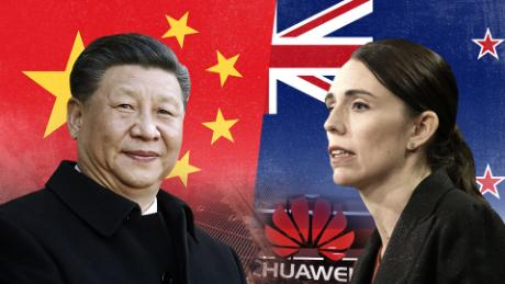 New Zealand's special relationship with China is in the rocks, and can Jackson's Arkward travel to save him
