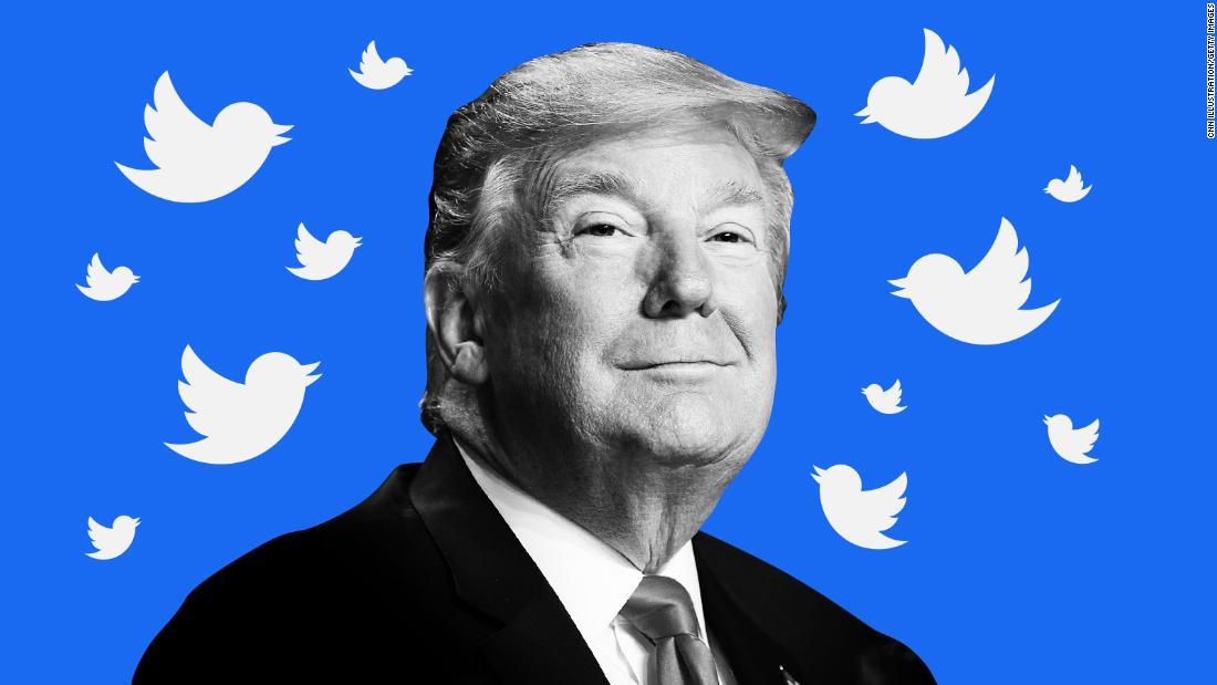JPMorgan schafft 'Volfefe' index zu verfolgen Trump tweets