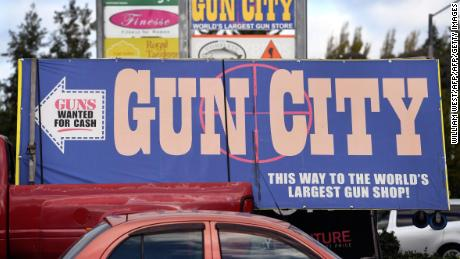 Gun City in Christchurch, claiming