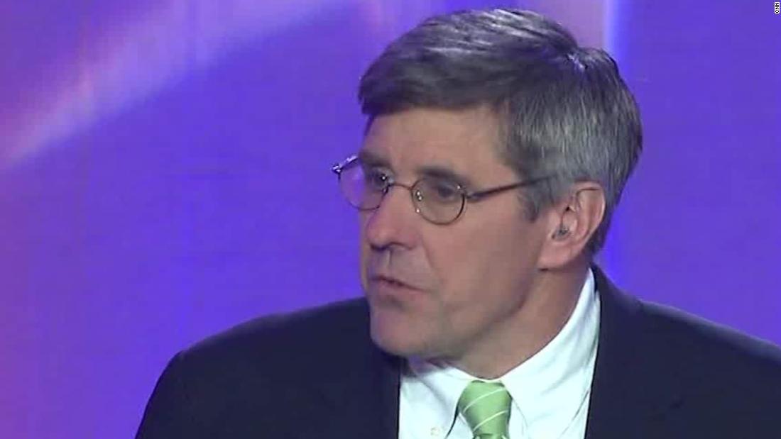 Trump Fed pick Stephen Moore says critics are 'pulling a Kavanaugh against me'