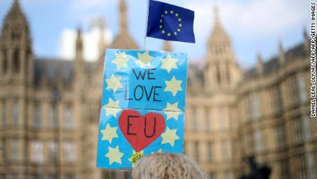 Despite Brexit, Britons won't stop being European