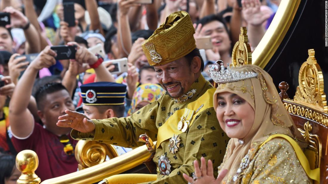 Brunei's new anti-gay law goes into effect this week  Here's