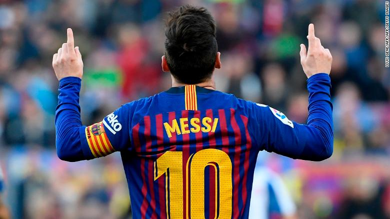 Messi has scored 108 Champons League goals, including eight hat-tricks, as well as making 30 assists.