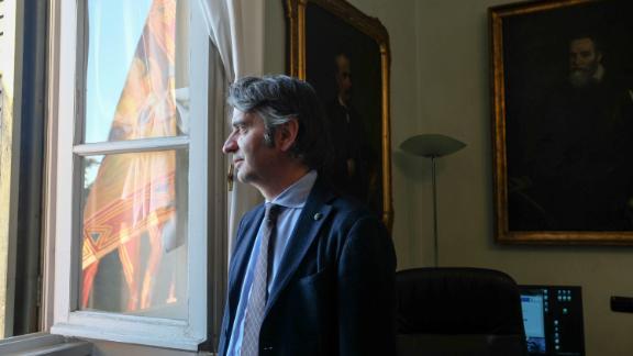 "Verona's mayor, Federico Sboarina, declared the city ""pro-life"" last October."
