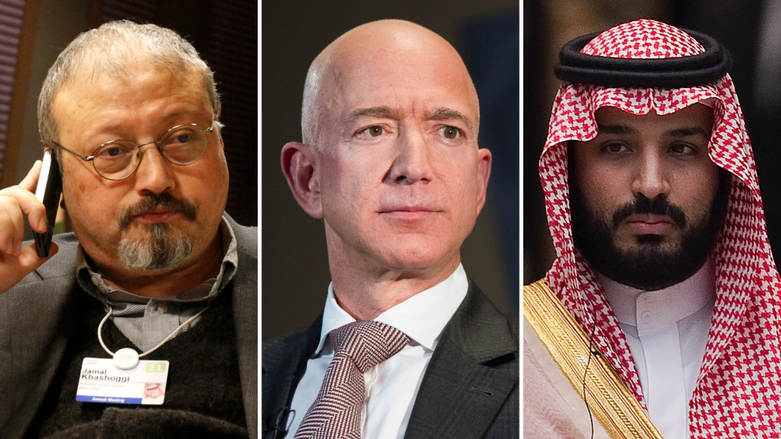 Writing for the Daily Beast, Bezos