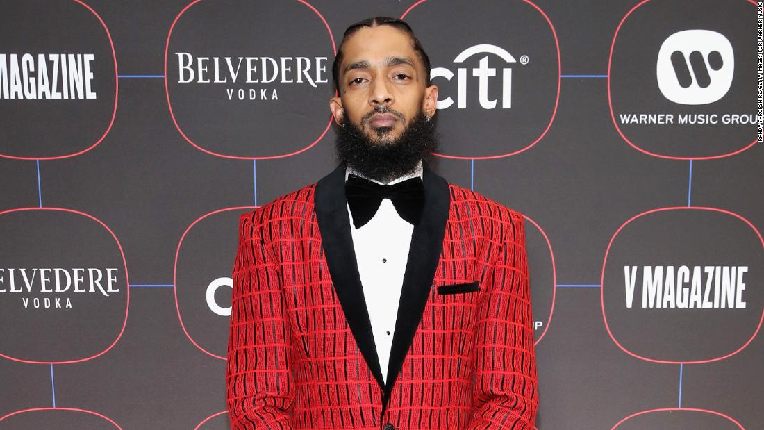 DJ Khaled gave a touching tribute to Nipsey Hussle in 'Saturday Night Live' performance