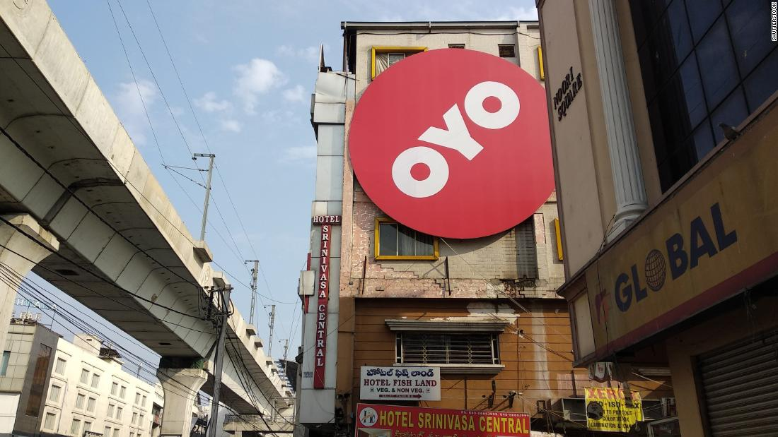 Airbnb invests in OYO, India's biggest hotel chain - CNN